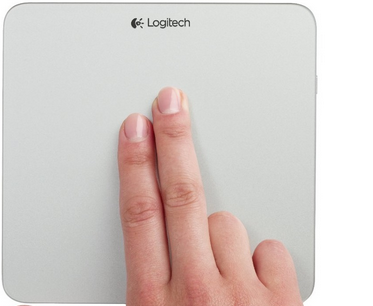 Got my Logitech Rechargable Trackpad (for mac) today