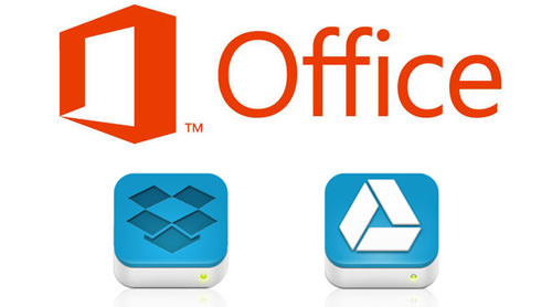 Adding Cloud storage thingies to Microsoft Office